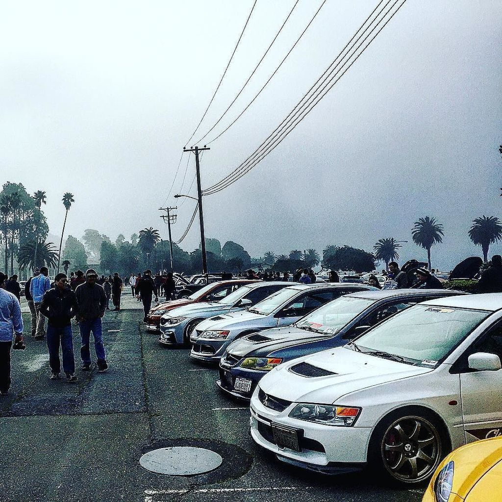 Cars and Coffee was awesome.…