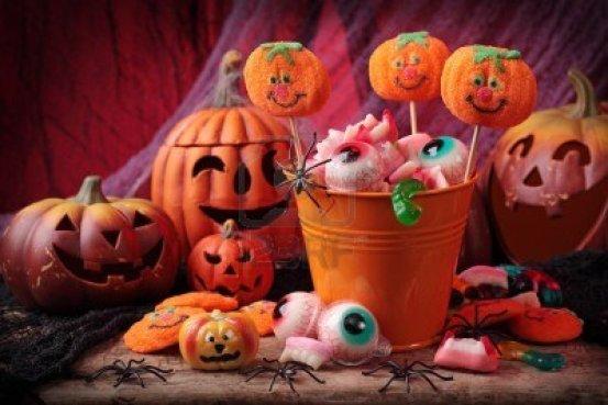 Resultado de imagen de dulces halloween