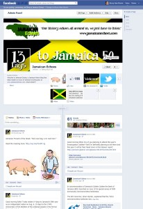 5 Ways Jamaican Echoes' Facebook & Twitter Pages Enhances Your Jamaican History Tours