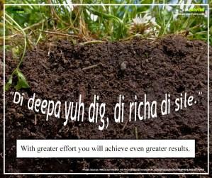 Ja Proverb_Di Deepa Yuh Dig_FB