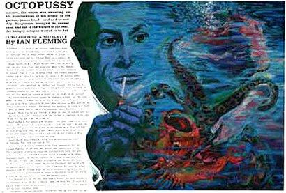 Octopussy, Playboy, 1966