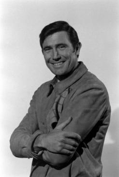 Lazenby lors de son audition