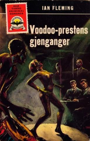 Norvége, Gyldendals Flaggermusboker, 1957