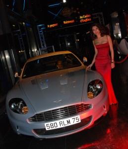 Girl & Aston