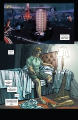 Felix Leiter comics (2)