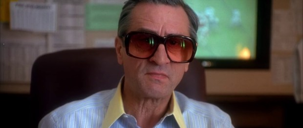 Robert De Niro in Scorsese's Casino (1995). Suggested by @TheSandyWilson.