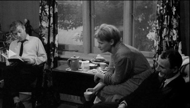 Norman Rodway, Judi Dench + Joe Melia - Four in the Morning (1965)