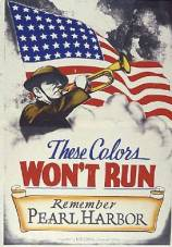 Colors don't run Pearl Harbor