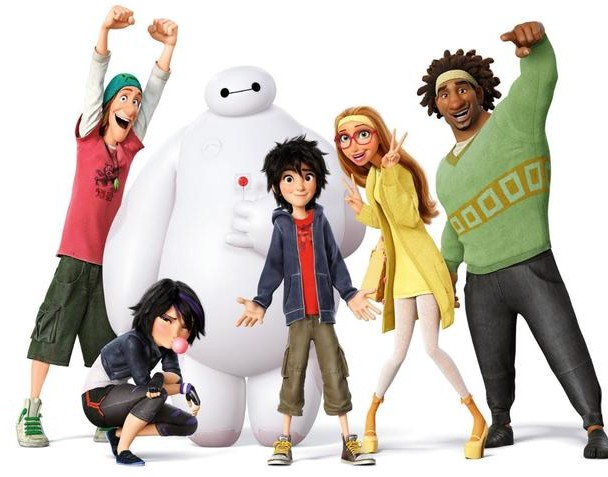 Writing Lessons from Big Hero 6