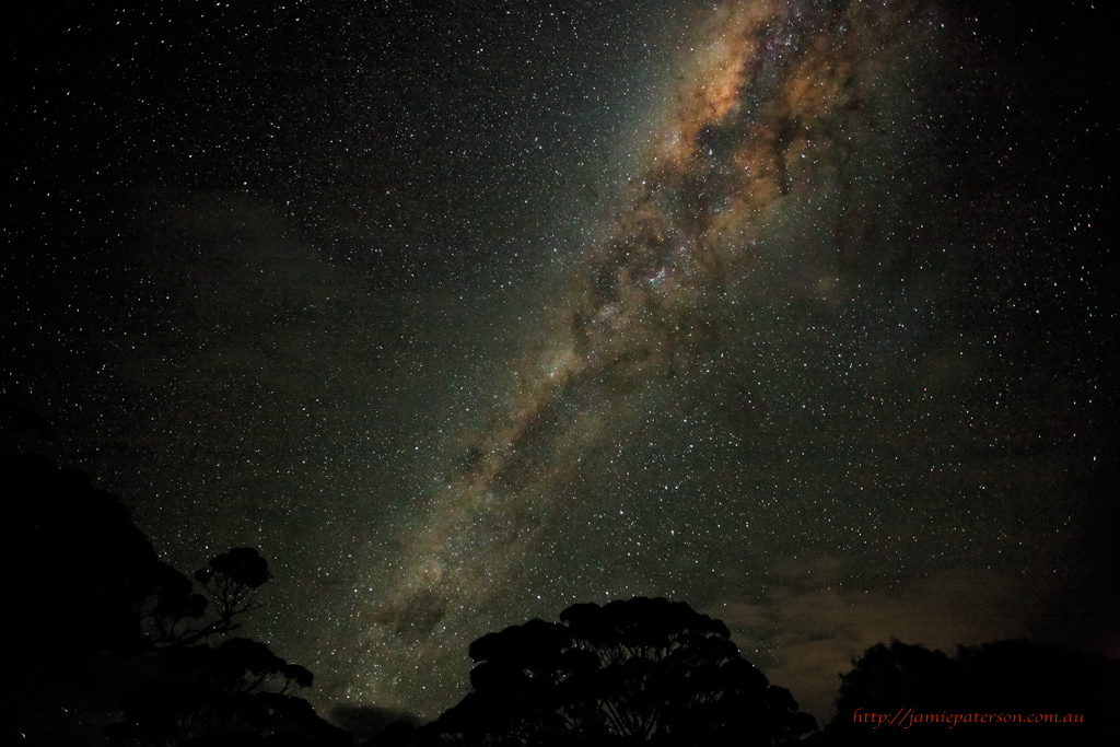 australian landscape photography, australian photographer, star photography