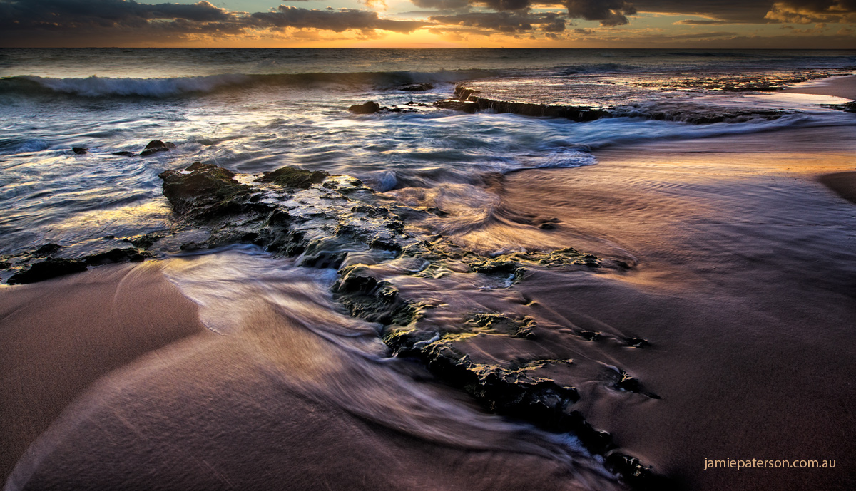 seascape photography, australian landscape photography, perth sunset