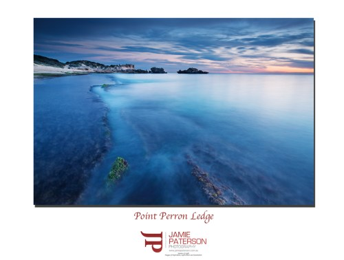point perron, seascapes, australian seascape photography, australian landscape photography, sunset
