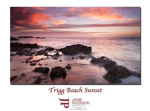Trigg Beach, australian landscape photography