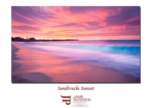 port beach, sunset, seascape photography