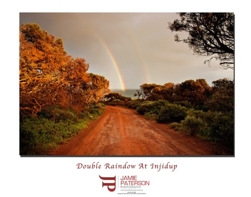 rainbow, injidup, seascape photography, australian landscape photography, landscape photography