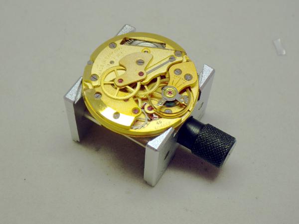スミス アストラル 9K金無垢 センターセコンド アンティーク 機械式手巻き