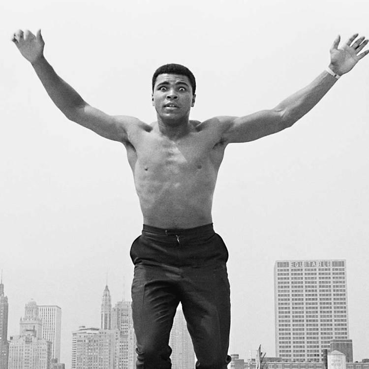 Ali-jumping