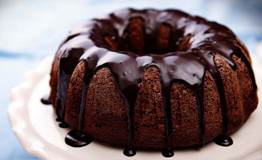 Paleo Chocolate Bundt Cake