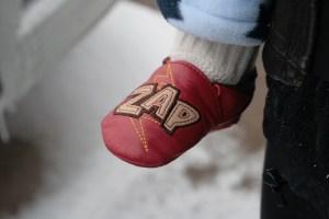 ZAP baby Shoe