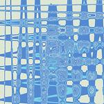 Hash Tag, Blue