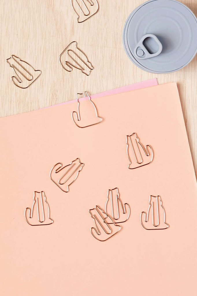 cat-paper-clip-set