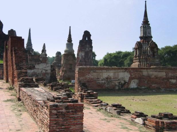 Ayutthaya - Wat Phra Mahathat.