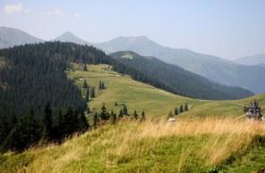 Alpy Rodniańskie z Ineulem.