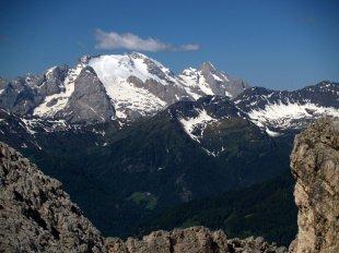 Marmolada (3343) - nr 1 dla narciarzy.