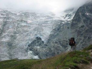 Glacier de Tsijiore Nouve.