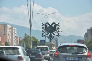 To nie może być nic innego - Tirana.