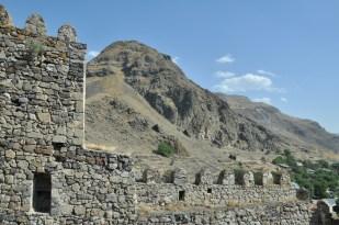 Obecny kształt twierdzy to XII- XIV wiek.