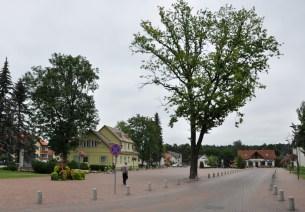 """Birsztany (Birštonas). """"Zatopione w meandrach Niemna"""". Jedno z najstarszych uzdrowisk balneologicznych Litwy."""