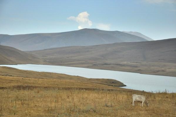 I jeziora wulkaniczne. Sangamo.