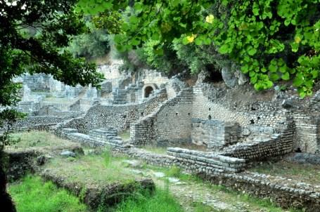 Otoczenie agory, jakiś IV-III w.p.n.e.