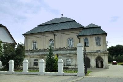 Synagoga włodawska.