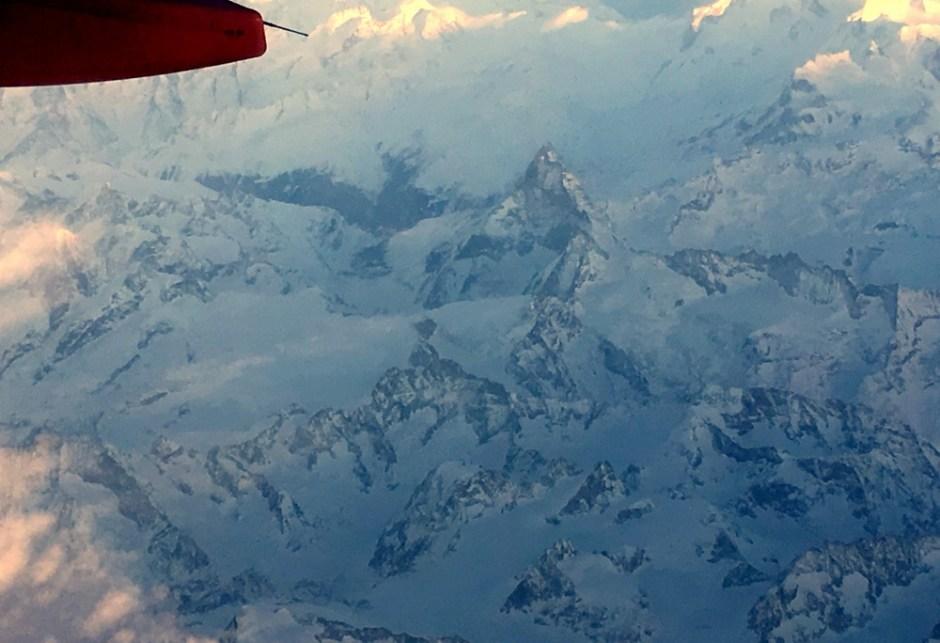 Jak na nasz gust: Matterhorn.
