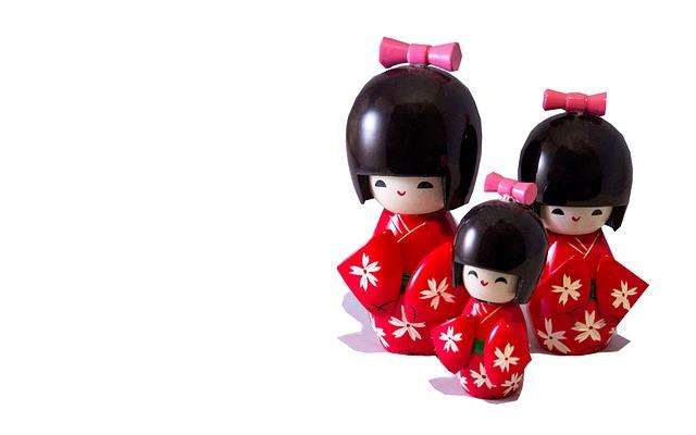 japanese-dolls-972000_640