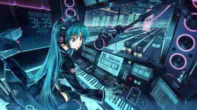 DJ Hatsune Miku