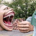 Attack on Titan in Universal Studio Japan