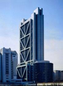 P&G Japan Rokko Island Building
