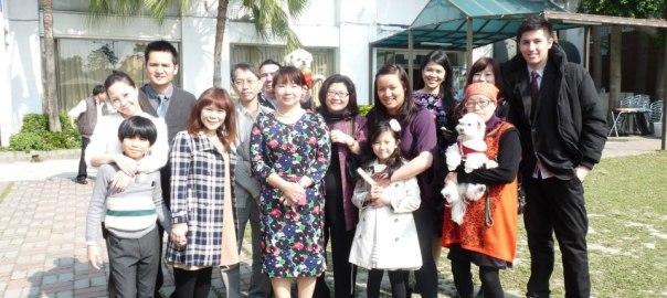 Wedding - Everyone