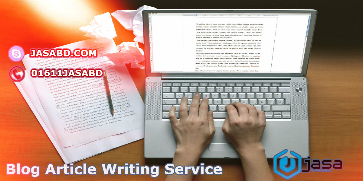 Blog Article service