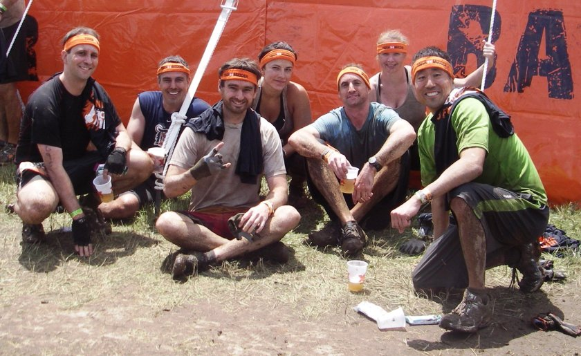 Michigan Tough Mudder