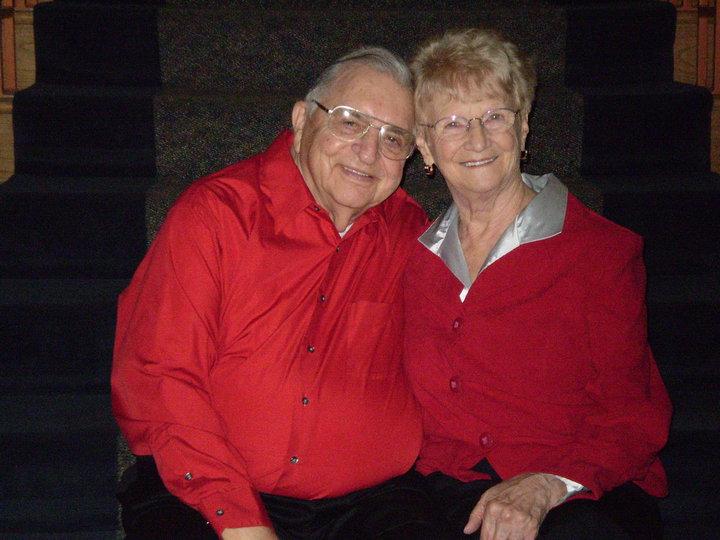 Ed and Bess Lorence