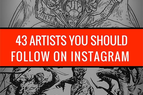 43 Pen and Ink Artists You Should Follow on Instagram