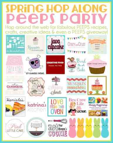 Spring Hop Along PEEPS Party!