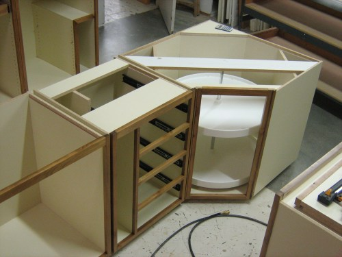 Medium Of Lazy Susan Cabinet