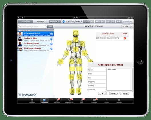 eClinicalWorks EMR Skeleton