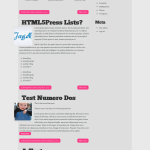 Announcing HTML5Press