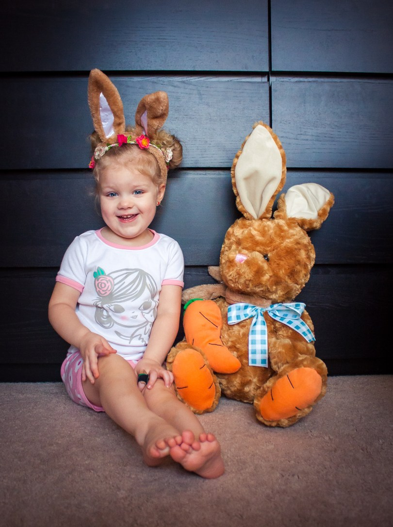 Easter 2016 twin toddler photography